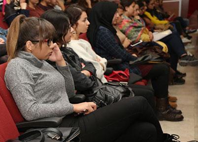 PAÜ Genç Liderler Topluluğu'ndan 'Akademisyenlik Yolu' Konferansı