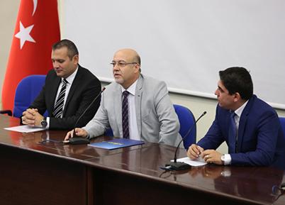 """PAÜ'den """"Devlet Kurucusu Bir Portre: Atatürk"""" Paneli"""