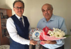 Başkan Akyol 24 Kasımda O Öğretmenleri Unutmadı