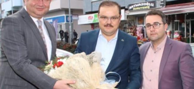 AK PARTİ YEREL YÖNETİMLER BAŞKAN YARDIMCISI ÖZ'DEN TAVAS'A ZİYARET
