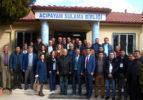 Azerbaycan Heyeti Acıpayam'ı İnceledi