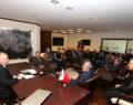 AK Parti Bozkurt İlçe Teşkilatı'ndan Başkan Zolan'a Ziyaret