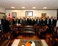 AK Parti Çal İlçe Teşkilatı'ndan Başkan Zolan'a Ziyaret