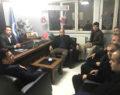 MHP Merkezefendi İlçe Teşkilatı'ndan Ülkü Ocakları'na Ziyaret