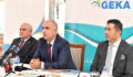Valilikte GEKA 2018 Mali Destek Programı Toplantısı