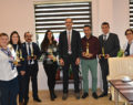 Masa Tenisi Turnuvasında Ödüller Sahiplerini Buldu