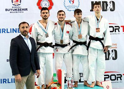 Türkiye Gençler Judo Şampiyonası başladı