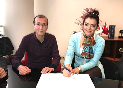 DGC-DENİPOL Hastanesi ile protokol imzaladı