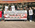 Pamukkale Üniversitesi Öğrencileri Afrin Şehitleri İçin Ayakta