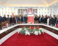 AK Parti İlçe Teşkilatları'dan İl Başkanı Necip Filiz'e Ziyaret