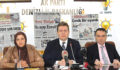 AK Parti Denizli İl Başkanı Necip Filiz'den Basın Açıklaması