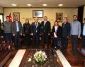 Yeşilay'dan Başkan Zolan'a ziyaret