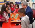 Başkan Şevkan Miniklere Hikaye Okudu