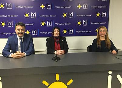 İyi Parti Merkezefendi İlçe Başkanı Türkaslan'dan 8 Mart Mesajı