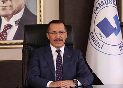 Rektör Bağ'dan 14 Mart Tıp Bayramı Kutlama Mesajı