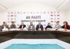 AK Parti Pamukkale İlçe Teşkilatı Yönetim Kurulu Toplantısı