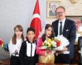 BAŞKAN AKYOL, KOLTUĞUNU MEHMET IRMAK'A TESLİM ETTİ