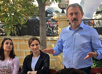 AK Partili Tin: Seçime Gençler Damga Vuracak!