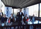 Milletvekili Şahin Tin, Genç ASKON üyeleriyle buluştu: