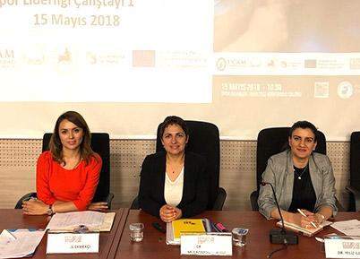 Avrupa Spor Liderliği Programı'nın (ESLP) ilk Çalıştayı PAÜ'de Gerçekleştirildi