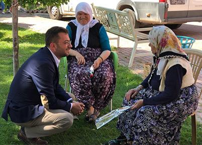 AK Partili Uğur Gökbel'den Filistin Açıklaması