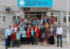 Büyükşehir'den öğrencilere atık yönetimi eğitimi