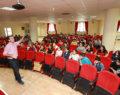 Büyükşehir'den sınav stresi ve motivasyon semineri