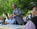 AK Partili Şahin Tin: Çiftçimizin Dağ Gibi Arkasındayız!