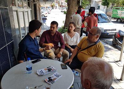 Vatan Partisi Milletvekili Adayı Yılan:Anayasal Geleneğimize Uygun Parlamenter Demokrasi