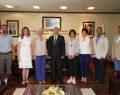 GESİFED'den Başkan Osman Zolan'a ziyaret