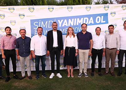 """HEDEFİMİZ TAHİNCİOĞLU BASKETBOL SÜPER LİGİ"""