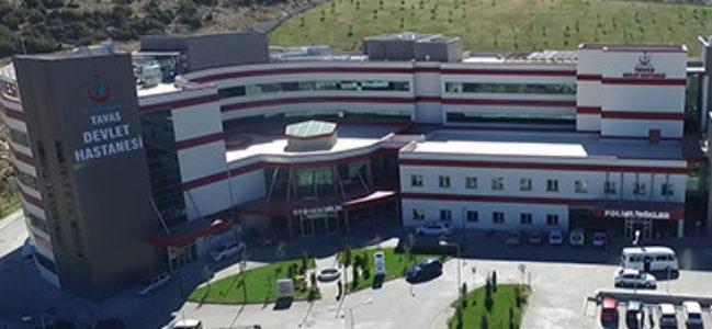 Tavas DH'de Göğüs Hastalıkları Polikliniği Açıldı