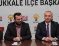AK Parti Pamukkale İlçe Başkanı Gökbel: Zolan'la Yükseliş Sürecek
