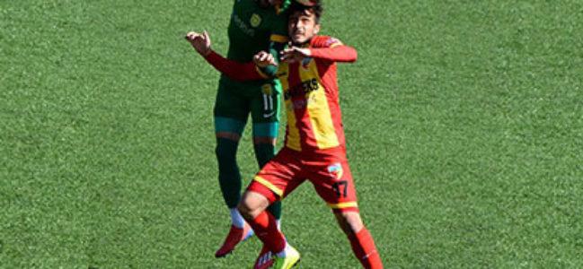 Kızılcabölükspor – Osmaniyespor: 1-0