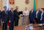 Başkan Tefenlili'den Tataristan Ziyareti