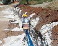 40 yıllık su deposu yenilendi