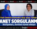 """""""Ey AKP"""" Dedi Salonda Alkış Koptu"""