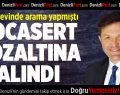 DENİB Başkanı Kocasert Gözaltına Alındı