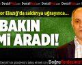 Denizlispor'dan Elazığ'daki olaylara tepki