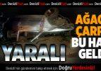 Sümer'de Feci Kaza: 4 Yaralı