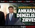 Denizlispor'u Ankara'da masaya yatırdılar