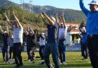Tavas'ta Kurumlar Spor İçin Buluştu