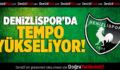 Denizlispor'da Tempo Yükseliyor!