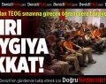 Büyükşehir'den öğrencilere TEOG semineri