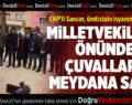 CHP'li Sancar Baklan'da Üreticinin İsyanına Şahit Oldu