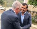 Milletvekili Sancar'dan Başkan Atlı'ya Ziyaret