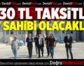 İhtiyaç Sahiplerine 130 Lira Taksitle Ev Fırsatı