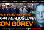 Turan Abalıoğlu Gözyaşları Arasında Toprağa Verildi
