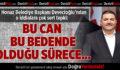 Başkan Devecioğlu'ndan Çok Sert Açıklama