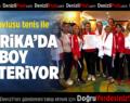 Türk Havlusu Tenis İle Amerika'da Boy Gösteriyor